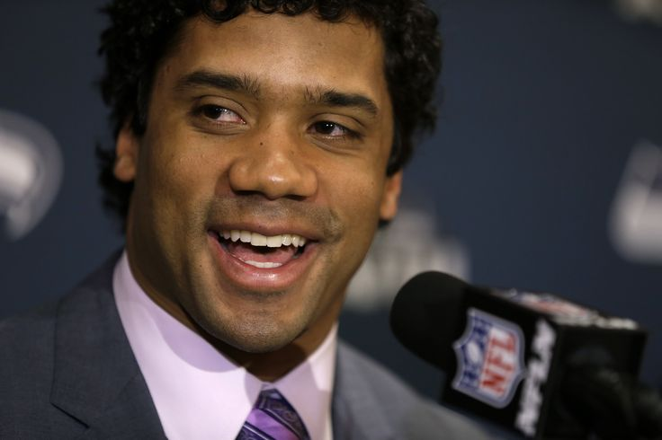 Russell Wilson's glad racial questions are no longer forefront ...