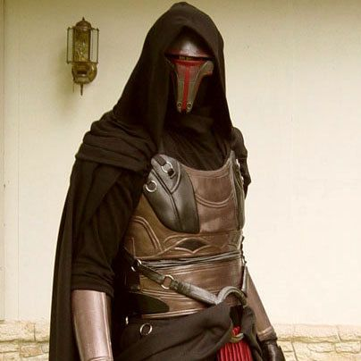 Darth Revan Costume - Knights of the Old Republic, Custom Prop Repica Armor
