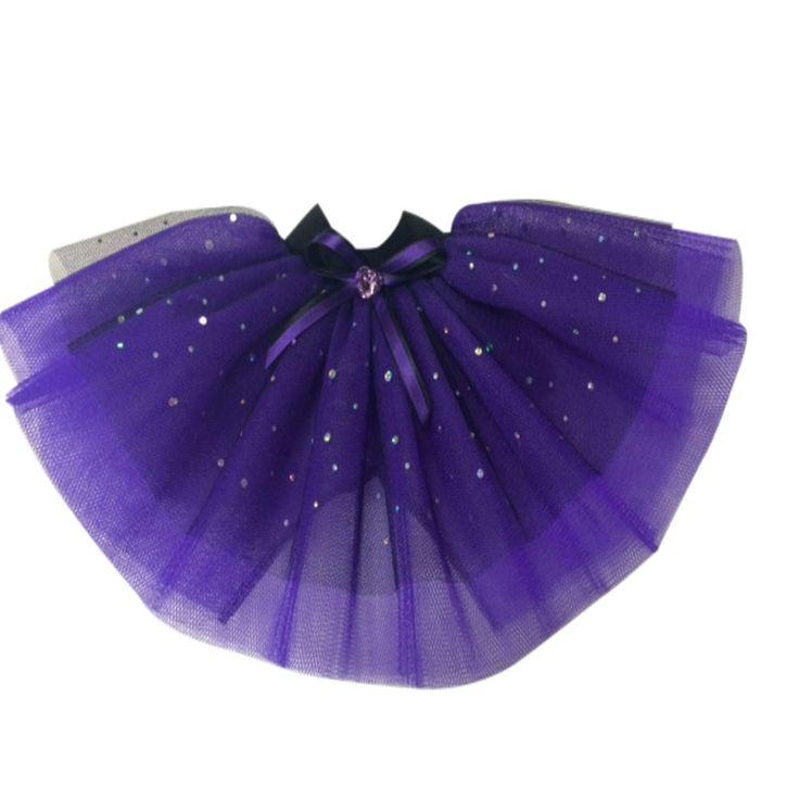 Purple Tutu Gothic Sparkle Princess Bow Skirt 80's Fancy Dress 1980's All Sizes   Clothes, Shoes & Accessories, Fancy Dress & Period Costume, Fancy Dress   eBay!