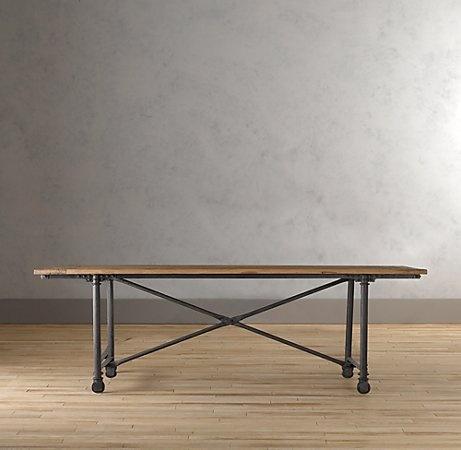flatiron kitchen table.