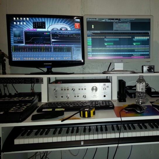 FL Studio Session