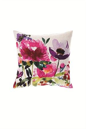The printing methods used by Bluebellgray enable every brushstroke and colour to be captured enhancing the feel of the hand painted design. The pieces have a sense of provenance and the designer behind the product, adding to the feeling of exclusivity.