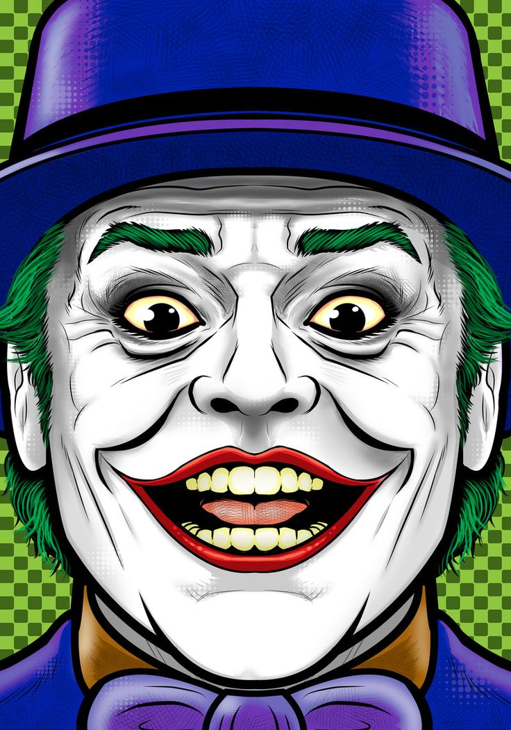 Nicholson Joker by Thuddleston.deviantart.com on @deviantART
