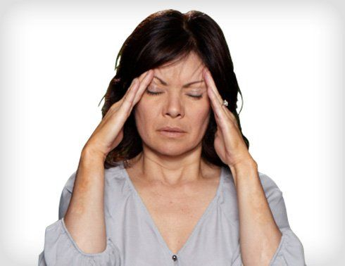 Sinus pain symptoms