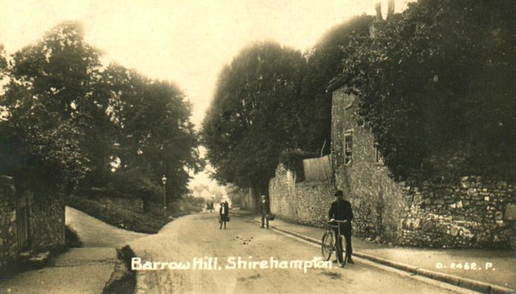 Barrow Hill.