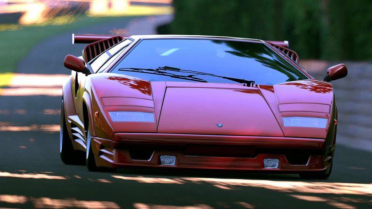 Lamborghini Countach #lamborghini #cars