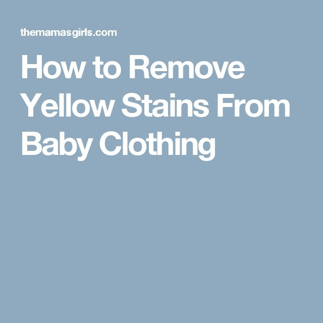 Best 25 Remove Yellow Stains Ideas On Pinterest Sweat