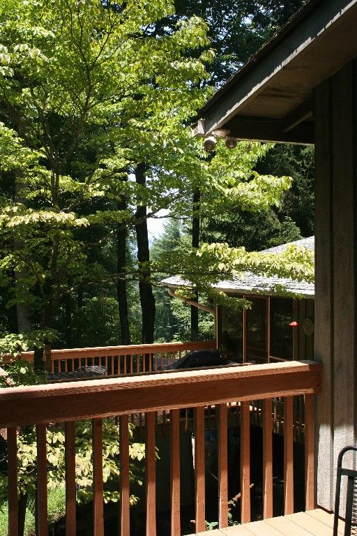 Brevard Vacation Rental - VRBO 333126 - 2 BR Smoky Mountains Cottage in NC, Charming Home-Wifi-Private Waterfall-Fireplace-Bbq Sale!!! Aug/Sept $110/Night