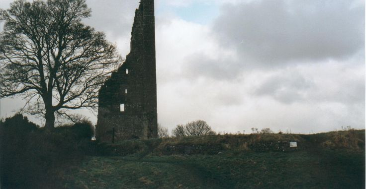Monastery ruins, Trim, Co. Meath