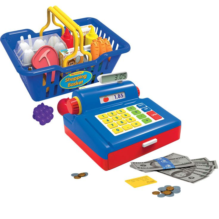 learn how to run a cash register