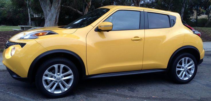 2015,Nissan Juke, SL, SUV,mpg