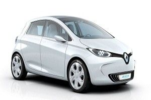 The Renault Zoe is the fourth electric vehicle offering from Renault and the lowest priced mass-production electric car on the market.