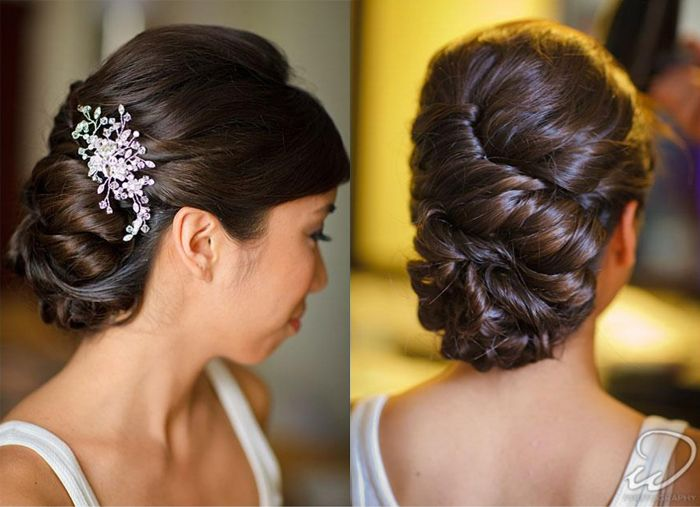 love this updo! definitely a possible hairstyle option for my wedding