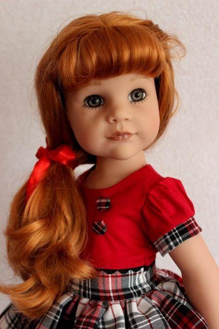 Ханна с собачкой.Gotz,2017 / Игровые куклы / Шопик. Продать купить куклу / Бэйбики. Куклы фото. Одежда для кукол