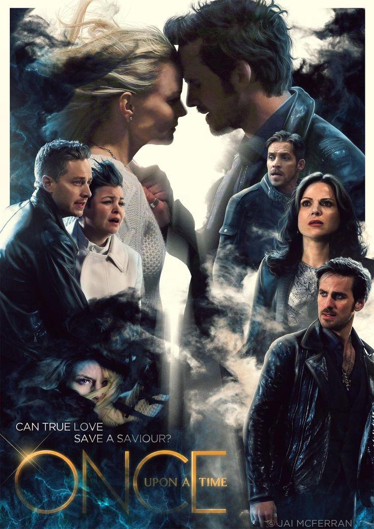 My @OnceABC S4 Finale poster #TrueLove #SaveASaviour @jenmorrisonlive @colinodonoghue1 @LanaParrilla @sean_m_maguire: