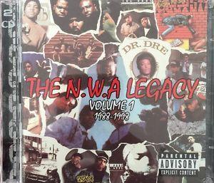 NWA The Legacy Volume 1 1988-1998 2CD Set | eBay