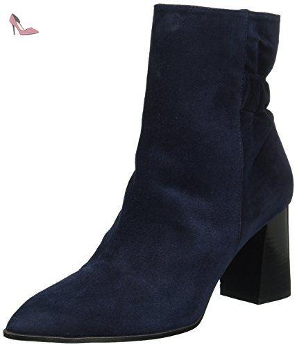 P3150, Chelsea Boots Femme, Noir (Black), 39.5 EUPaco Gil