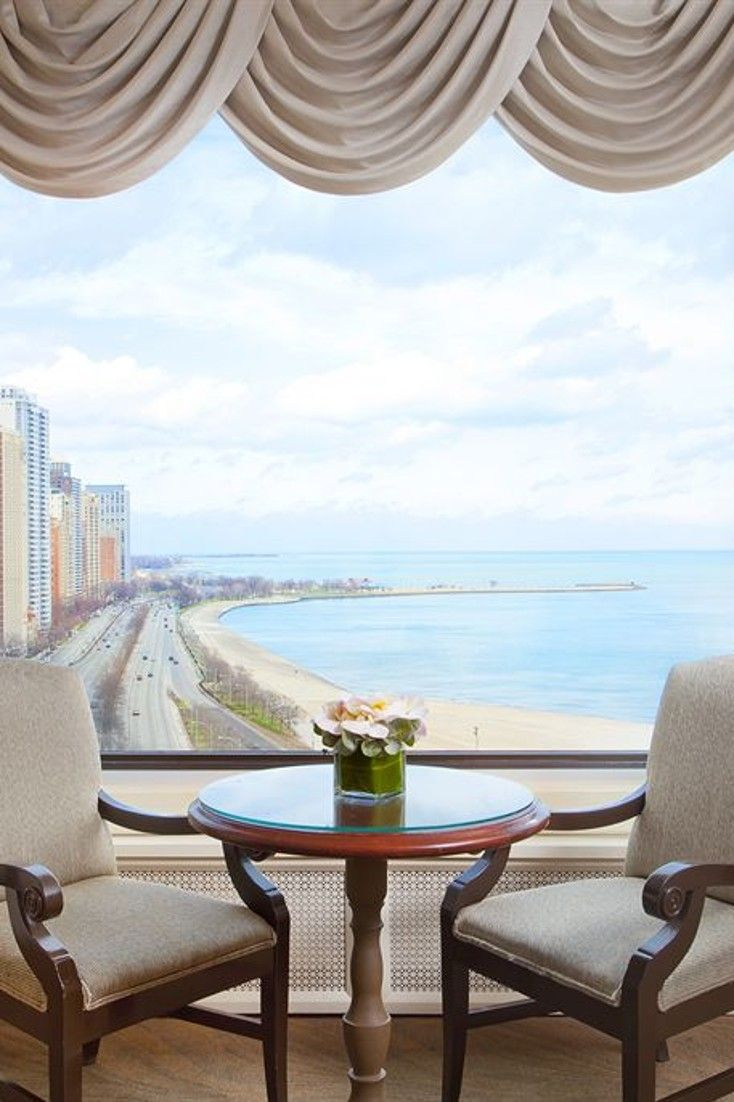 A Stay At The Drake Hotel Places You In The Heart Of Chicago, Steps From