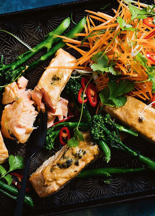 How to make Baked Fish with Miso Glaze
