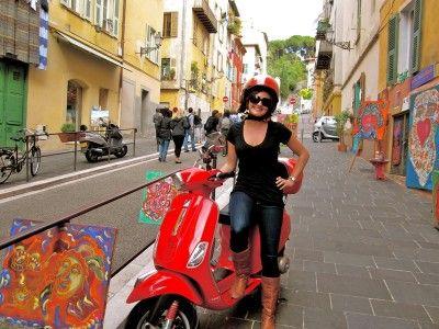 Tour privé en Vespa : visite guidée de Budapest en mobylette