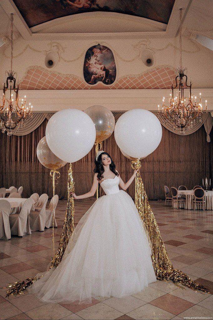 Idea By Jacky Trejo On Birthday Wedding Balloons Big Balloons