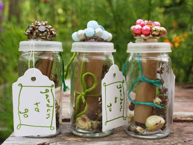 Garden to Grow - party favor or kid activityGardens Gift, Gift Ideas, Cute Ideas, Decor Jars, Parties Favors, Crafts Projects, Craft Projects, Cool Ideas, Earth Day Crafts