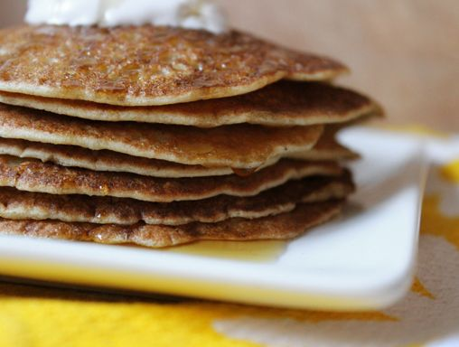 Gluten-Free Paper-Thin Pancakes