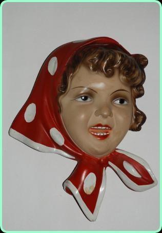 Plaster Wall Mask