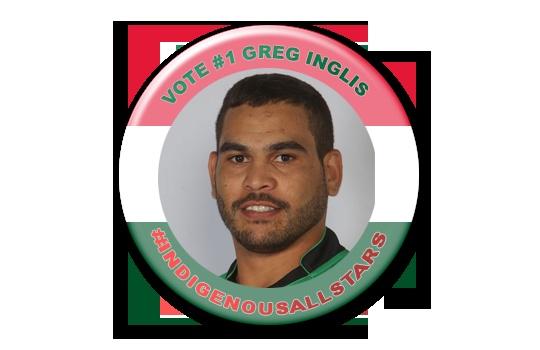 Vote 1 - Greg Inglis