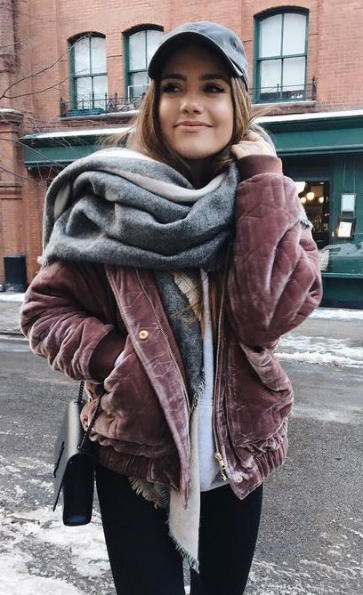 30+ elegant winter outfits for this season | Best hair models