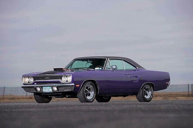 69 Plymouth GTX 440 6pack