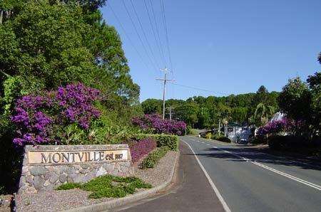 I love Montville