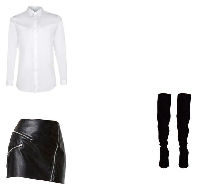 """""""Sin título #14"""" by mariauranga on Polyvore featuring moda"""