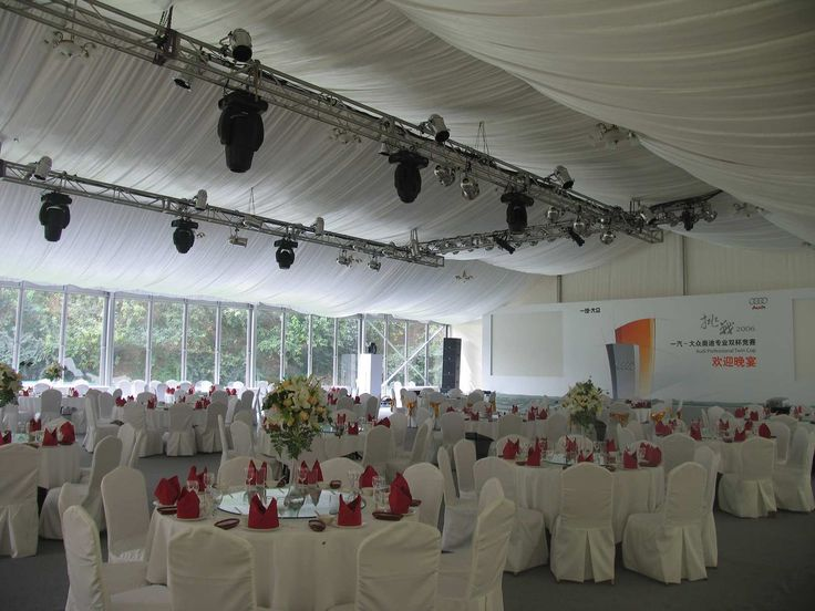 Such tents come in different forms, sizes, and styles. Each of them have their own feature that best fits to a particular event, such as wedding, birthday party, small get-together. www.shelter-structures.com