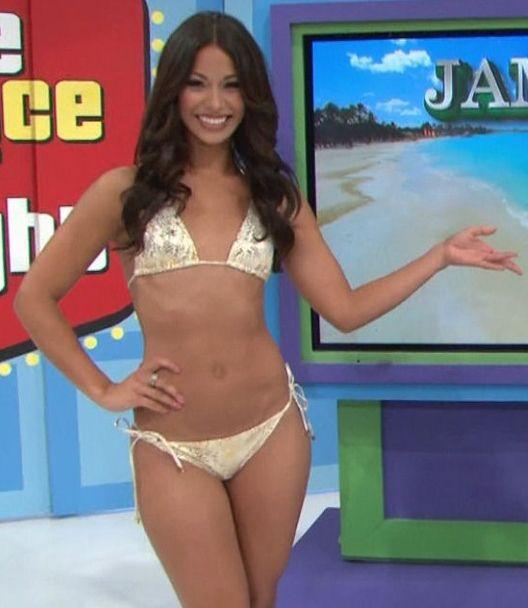 Manuela Arbelaez in a string bikini. Air date 6/6/12 ...