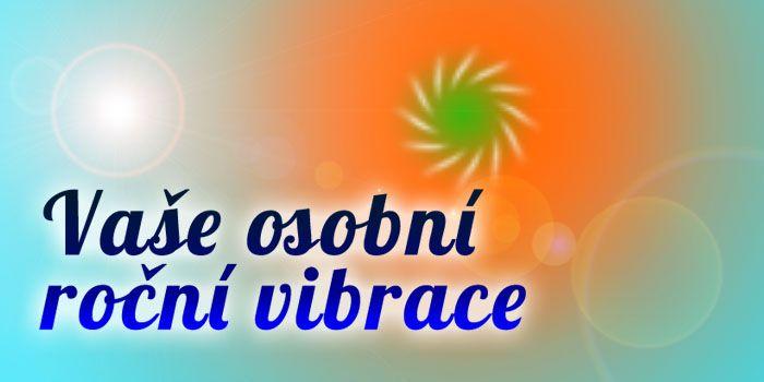 osobní roční vibrace