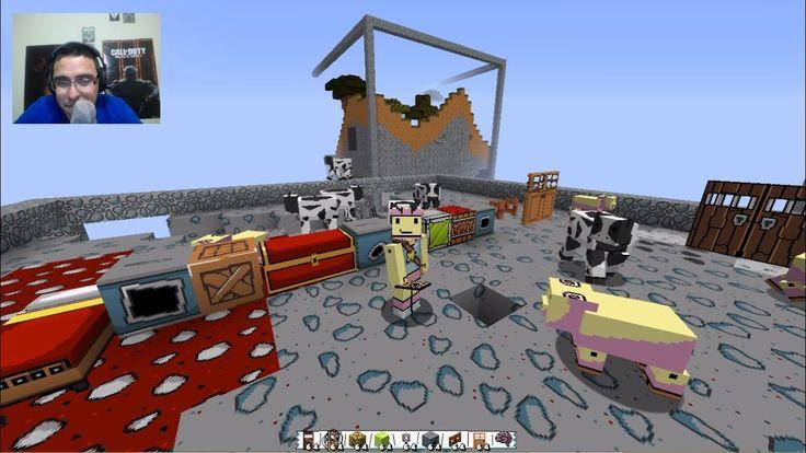 5 Packs de Texturas Bien Locos para Minecraft 1.10 y 1.9 | Les damos un ...