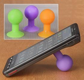 Cell Phone Kickstands $8.98 @ Harriet Carter via Pin It Button