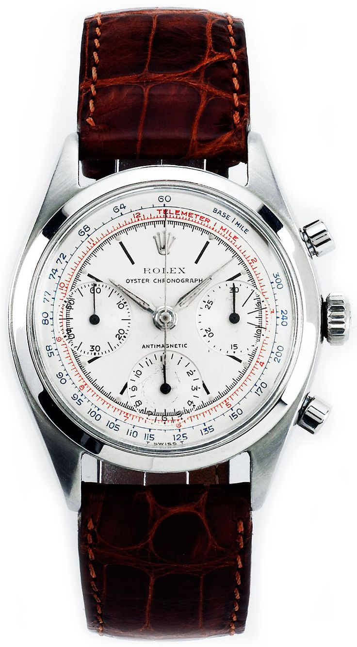 """Rolex """"Pre Daytona"""" Reference 6234 (made between 1960-1961) [not a Rolex person but many of the older ones are really lovely!!!!]"""