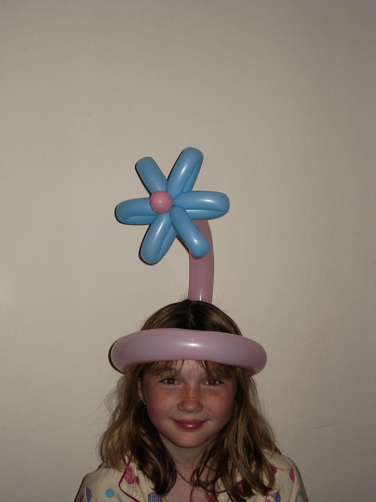 www.James-Kennedy.co.uk - Balloon Hats