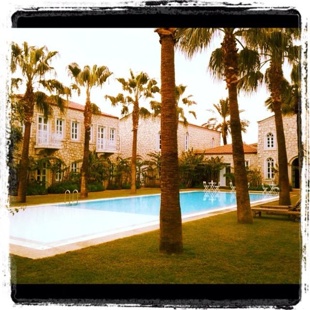 Manastir hotel / Alacati / Turkey