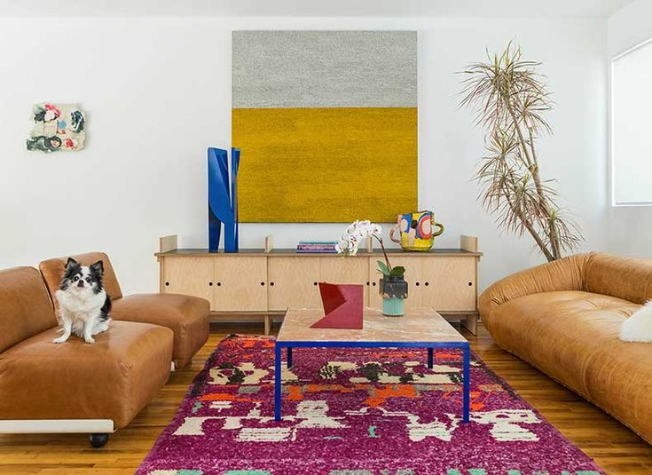 Celebrity Homes   Kathryn Bentley's LA Home is a Beautiful Showcase for Talented Designers and Friends #celebrityhomes #midcenturyhomes #LAhomes