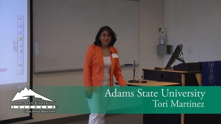 Student Scholar Days presentation at Adams State University. Women in Science: perception of leader errors