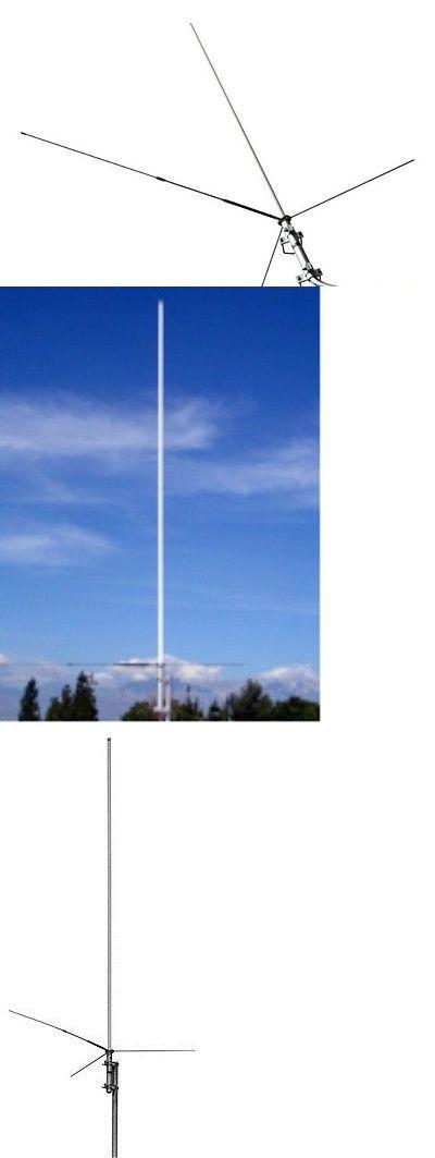 Ham Amateur Radio Antennas: Comet Gp-15 6M/2M/70Cm Tri-Band Vertical Base Antenna We Added 3 Yr Warranty!!! -> BUY IT NOW ONLY: $157.99 on eBay!