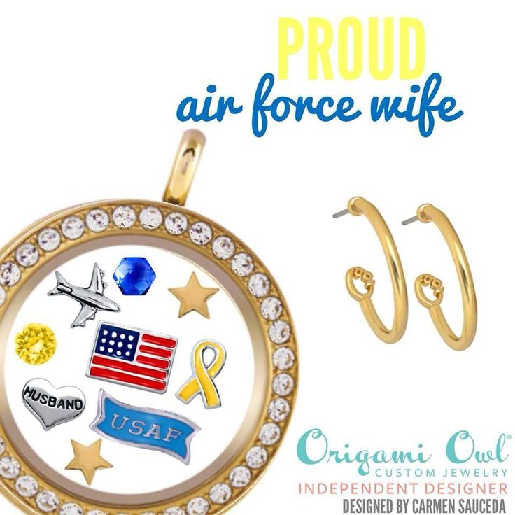 #origamiowl #simplelockets #troops #usa #airforce #wife #army #navy #marines https://lucretia.origamiowl.com