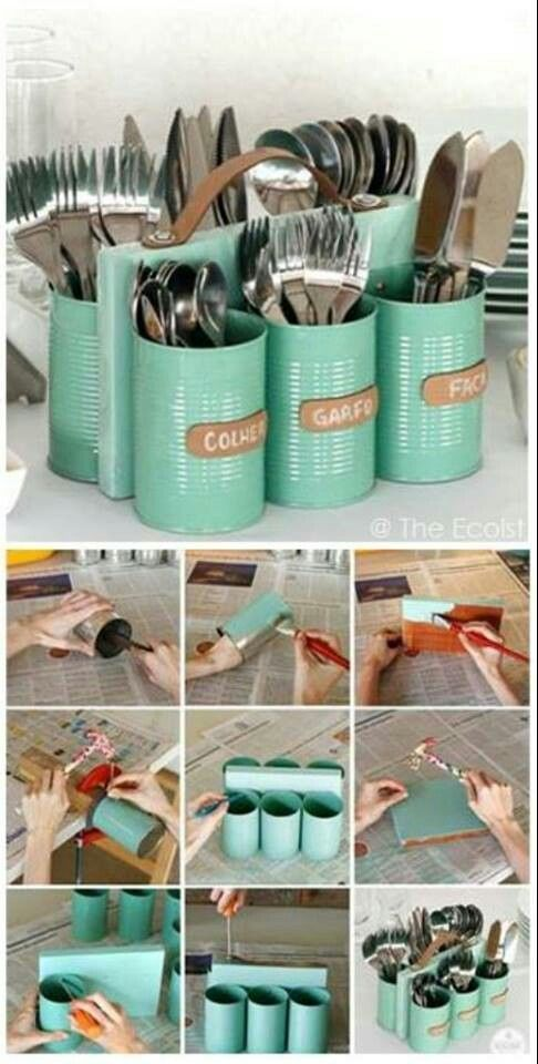 recyclage boites de conserve