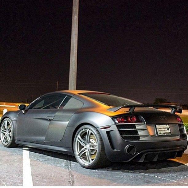 Mean Machine - Audi R8