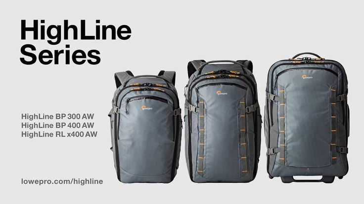 HighLine Series: Product Video