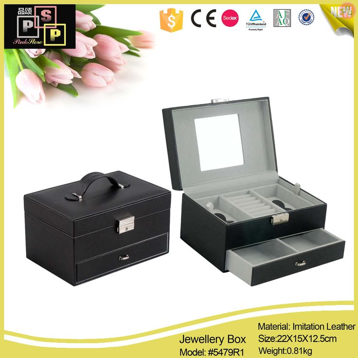 leather box wholesale