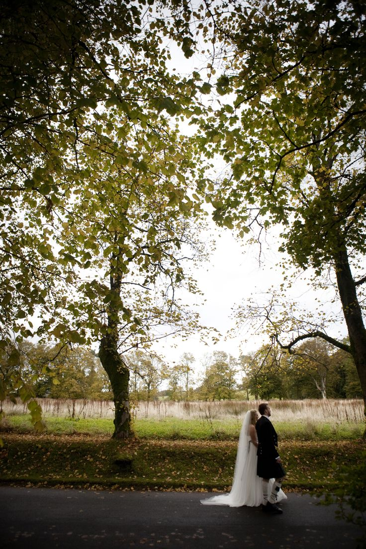 The grounds of Rowallan Estate is simply stunning in any season!